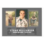 Sports Guy Photo Graduation Party Invitation 13 Cm X 18 Cm Invitation Card