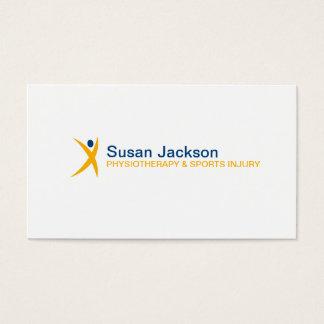 Sports Injury Business Card