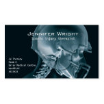 Sports Injury Therapist business card