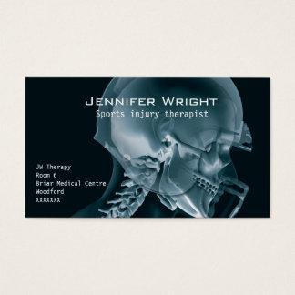 Sports Injury Therapist business card
