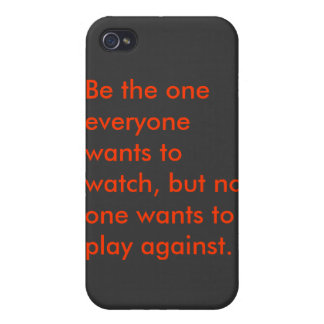 Sports inspirations case for iPhone 4
