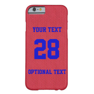 Sports Jersey iPhone 6 case Template Awesome Desig Barely There iPhone 6 Case
