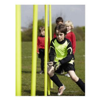 Sports, Lifestyle, Football 3 Postcard
