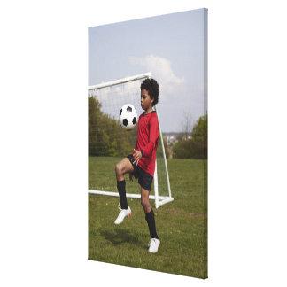 Sports Lifestyle Football 6 Canvas Prints