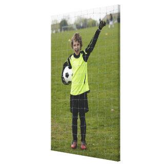 Sports Lifestyle Football 7 Canvas Prints
