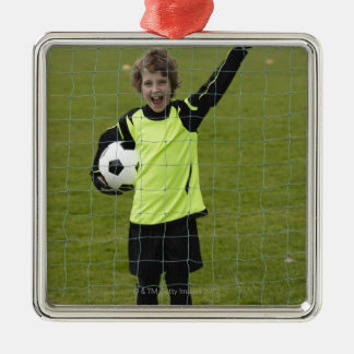 Sports, Lifestyle, Football 7 Christmas Ornament