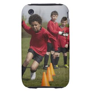 Sports, Lifestyle, Football Tough iPhone 3 Case