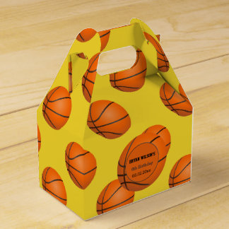 Sports Party Baseball theme Personalized favor box Party Favour Boxes