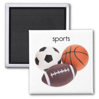 Sports Refrigerator Magnet