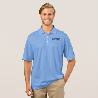 SPORTS SHIRT NIKE DRI THE FIT   QUEBEC VICTOIRE