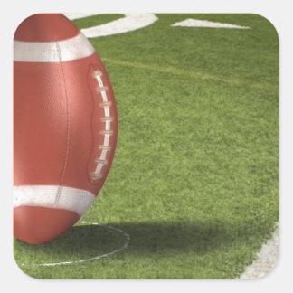 sports square sticker