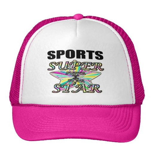 Sports Superstar Hats