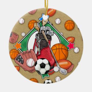 Sports Tag / Ornament - SRF