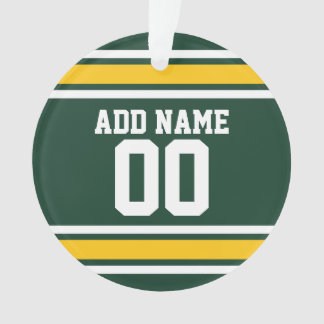 Sports Team Football Jersey Custom Name