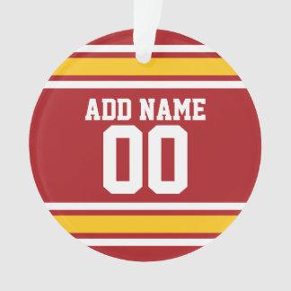 Sports Team Football Jersey Custom Name Number