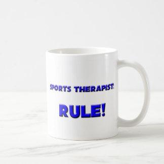 Sports Therapists Rule! Coffee Mug