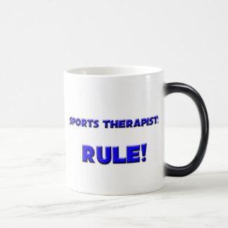 Sports Therapists Rule! Mugs