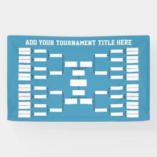 Sports Tournament Bracket - can change back color