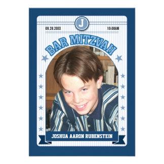 Sports Trading Card Bar Mitzvah