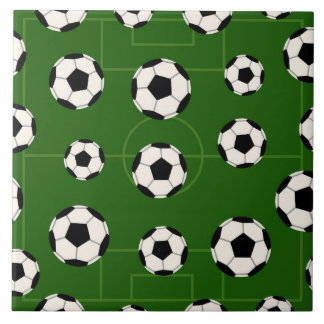 Sports volley ball pattern home decor tile