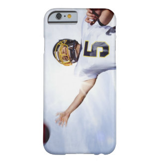 sportsman playing with rugby ball barely there iPhone 6 case