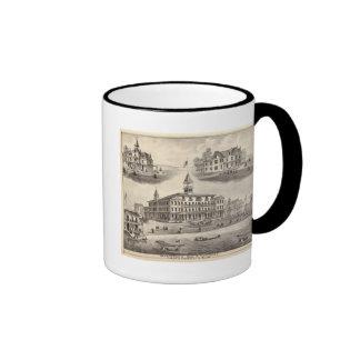 Sportsman s Hall Cottages Coffee Mug