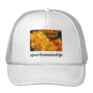 sportsmanship hats Promote Support Mom's hats
