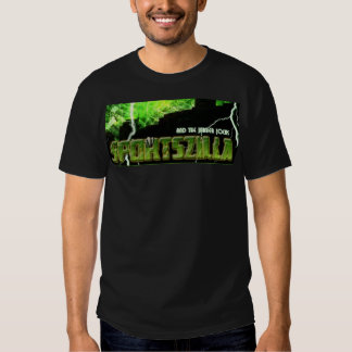 Sportszilla Banner Only Dark Tee Shirts