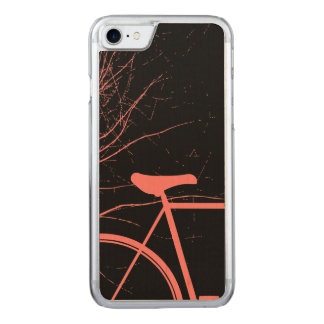 Sporty Bikes Carved iPhone 8/7 Case