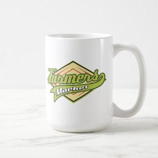 Sporty Farmers Market Coffee Mugs