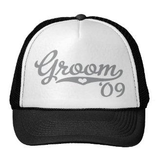 Sporty Heart Grey 09 Groom Hat
