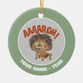 Spot AAAARGH! Christmas Ornament