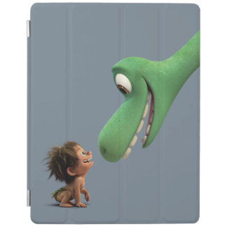 Spot And Arlo Closeup iPad Cover