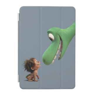 Spot And Arlo Closeup iPad Mini Cover