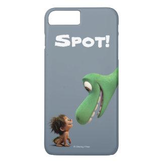 Spot And Arlo Closeup iPhone 8 Plus/7 Plus Case