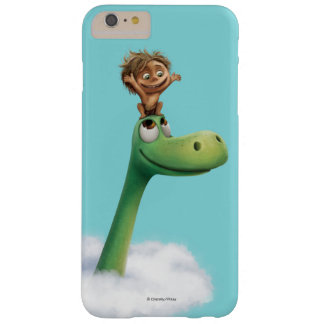 Spot And Arlo Head In Clouds Barely There iPhone 6 Plus Case