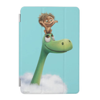 Spot And Arlo Head In Clouds iPad Mini Cover