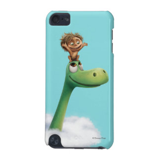 Spot And Arlo Head In Clouds iPod Touch 5G Covers