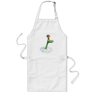 Spot And Arlo Head In Clouds Long Apron