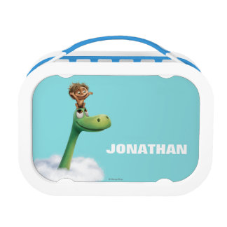 Spot And Arlo Head In Clouds Lunch Box