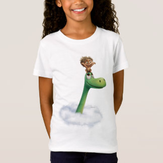 Spot And Arlo Head In Clouds T-Shirt