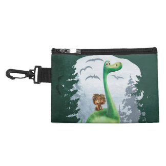 Spot And Arlo In Forest Accessory Bag