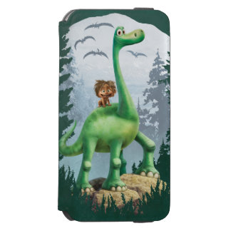 Spot And Arlo In Forest Incipio Watson™ iPhone 6 Wallet Case