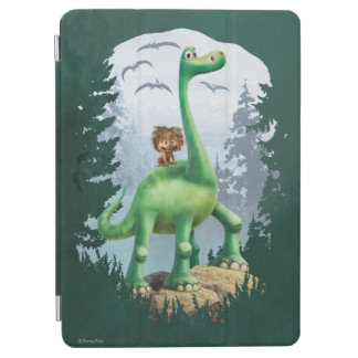 Spot And Arlo In Forest iPad Air Cover