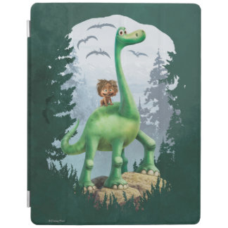 Spot And Arlo In Forest iPad Cover