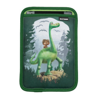 Spot And Arlo In Forest iPad Mini Sleeve