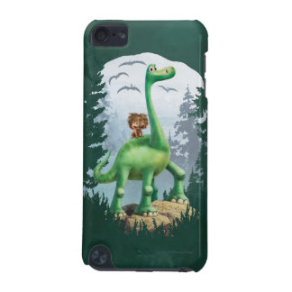 Spot And Arlo In Forest iPod Touch 5G Cover