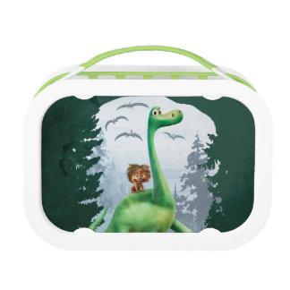 Spot And Arlo In Forest Lunchbox