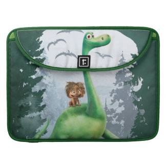 Spot And Arlo In Forest Sleeve For MacBooks