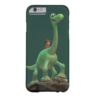 Spot And Arlo On Rock Barely There iPhone 6 Case